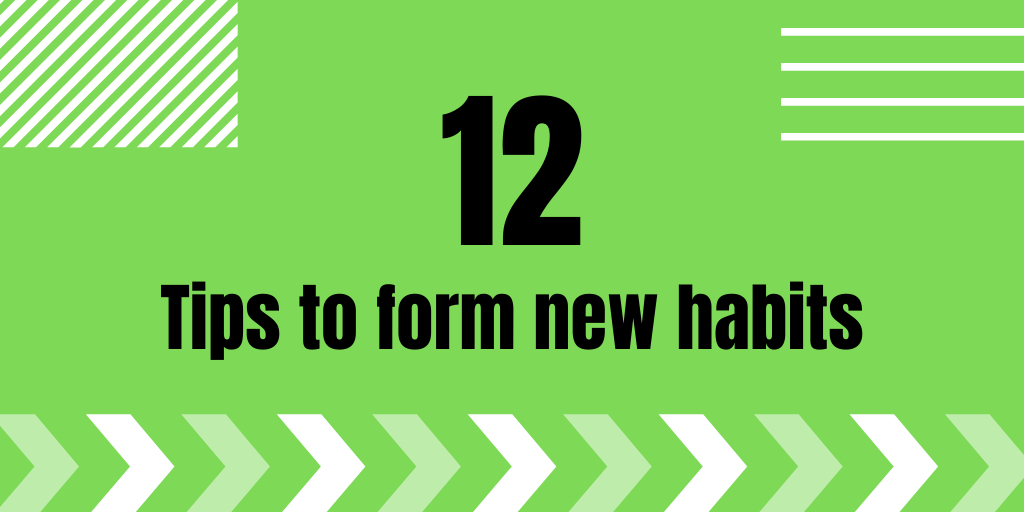 12 tips to form...