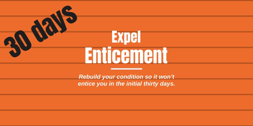 Expel enticemen...