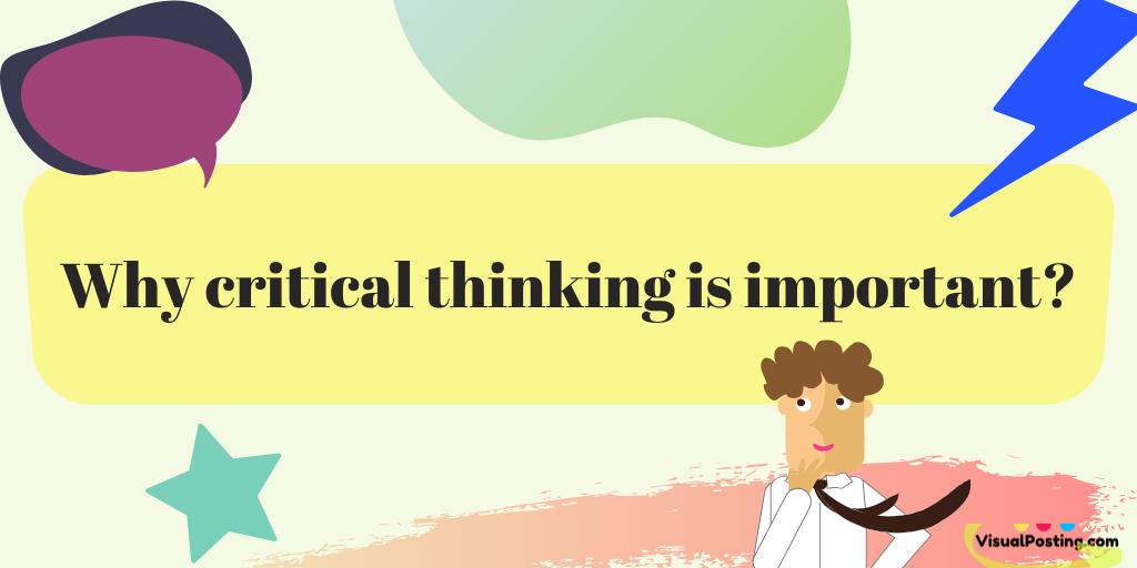 Why critical th...